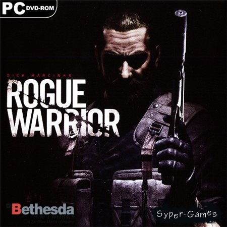 Rogue Warrior (PC/2010/RUS/RePack by R.G.GamePack)