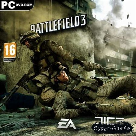 Battlefield 3 (PC/2011/RUS/RePack by R.G.Repackers)