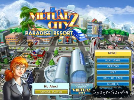 Virtual City 2: Paradise Resort (2011/RUS)