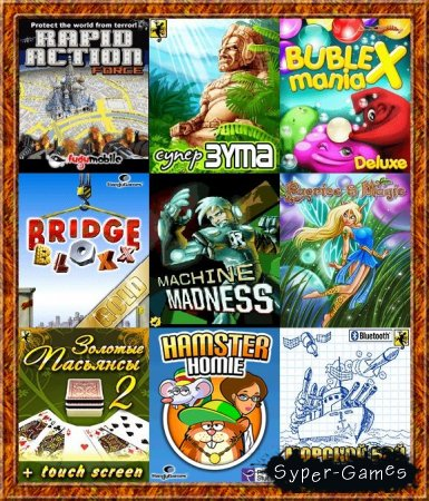 Сборник логических java-игр на мобильник/GamePack_logic