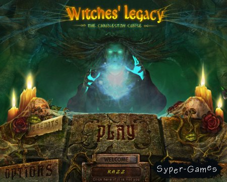 "Witches Legacy: The Charleston Curse, ""Hidden object"" (2011/ENG)"