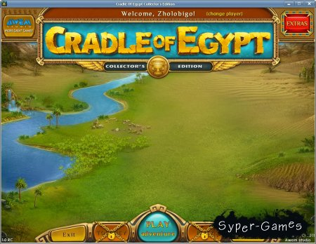 Cradle Of Egypt - Collector's Edition. Final (2011/ENG)