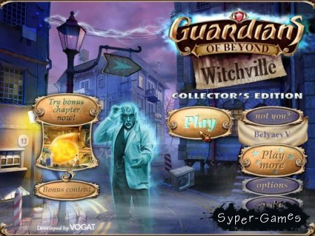 Guardians of Beyond: Witchville Collector's Edition  (2011/ENG)