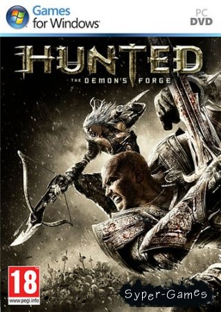 Hunted: The Demon's Forge (PC/2011/RUS/ENG/Repack by R.G. Механики)