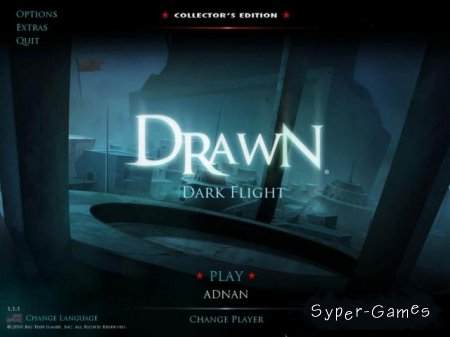 Drawn 3: Trail of Shadows - Collector's Edition (2011/ENG)