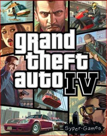 Grand Theft Auto 4 (2008/PC/RUS/Rip)