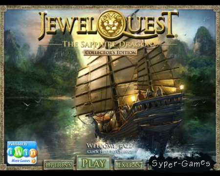 Jewel Quest 6: The Sapphire Dragon - Collector's Edition  (2011/ENG)