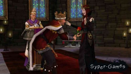 The Sims Medieval (2011/RUS/Repack by Fenixx)