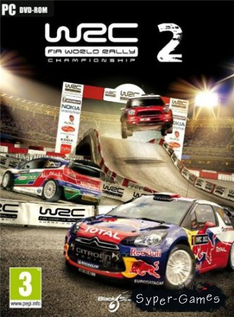 WRC 2: FIA World Rally Championship 2011 (PC/2011/RUS/ENG/RePack by Fenixx)
