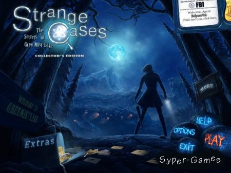 Strange Cases 3: The Secrets of Grey Mist Lake - Collector's Edition (2011)