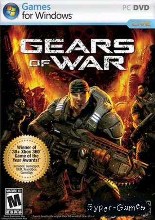 Gears of War (2007/PC/RUS/Rip)