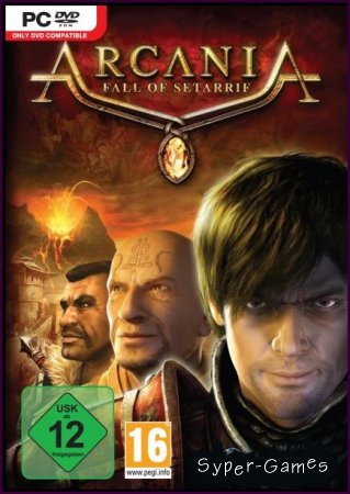 Arcania Fall of Setarrif (2011/ENG)