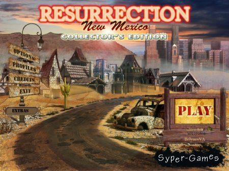 Resurrection, New Mexico Collector's Edition (2011)