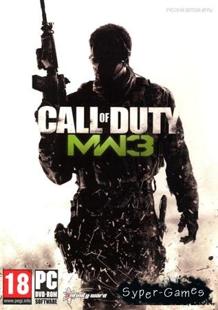 Call of Duty: Modern Warfare 3 (2011/Rus/Lossless Repack by a1chem1st)