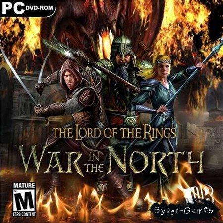 Властелин Колец: Война на Севере (PC/2011/RUS/ENG/RePack by R.G.Catalyst)