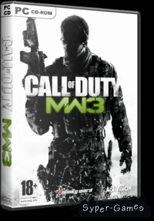 Call of Duty: Modern Warfare 3 (2011/PC/RUS/Rip)