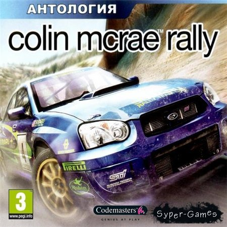 Colin McRae Rally - Антология (PC/2005/RUS/ENG/RePack by R.G.Catalyst)