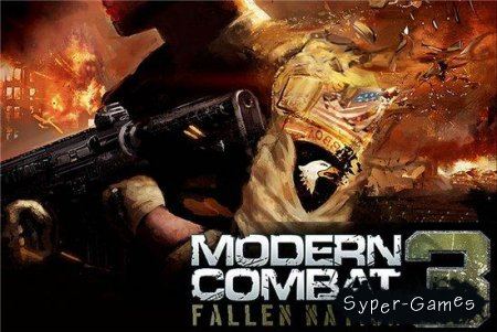 Modern Combat 3: Fallen Nation (2011/RUS/ENG/iPhone/iPad)
