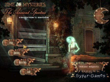 Time Mysteries 2: The Ancient Spectres - Collector's Edition (2011)