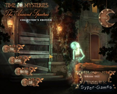 Time Mysteries 2: The Ancient Spectres - Collector's Edition (2011/ENG)