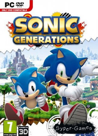 Sonic Generations (2011/Multi5/ENG)