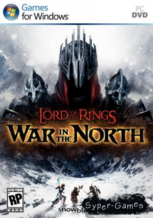 The Lord Of The Rings: War In The North (2011/Multi10/RUS/ENG/Full/RePack)