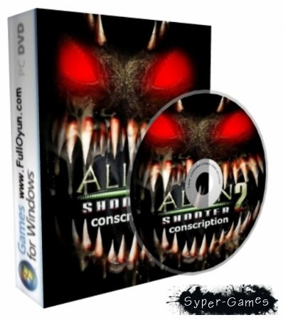 Alien Shooter 2: Conscription (Repack/ENG/ RUS)