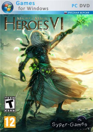 Might & Magic: Heroes 6 (2011/PC/RUS/Rip)