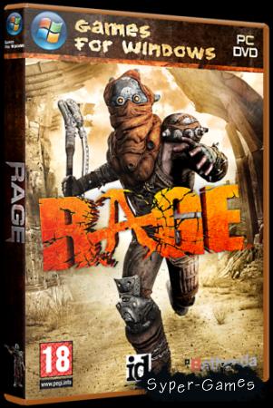 RAGE (2011/PC/RUS/Rip)