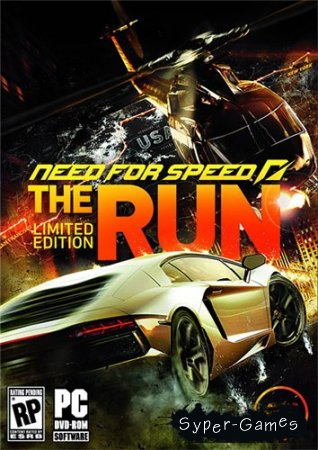 Need for Speed: The Run. Limited Edition (PC/2011/RUS/Full/Repack by R.G.Repacker's)