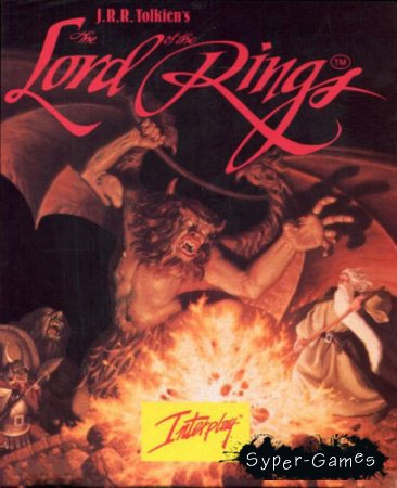 J.R.R. Tolkien's The Lord of the Rings, Vol. I (1993/ENG)
