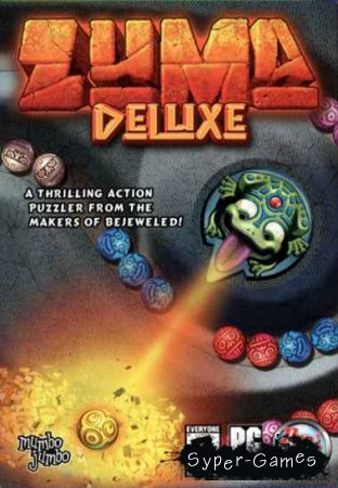 Zuma Deluxe (2003/PC/ENG/Repack)