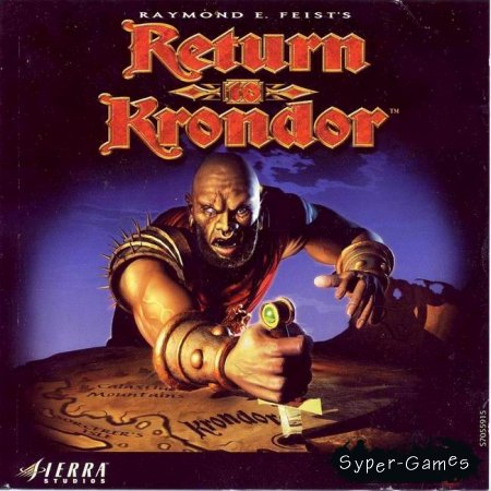 Raymond E. Feist's Return to Krondor (1998/RUS/ENG)
