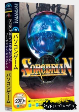 Sorcerian Original (2000/JAP/ENG)