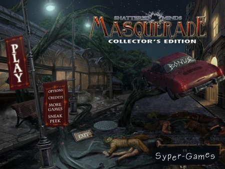 Shattered Minds Masquerade Collector's Edition (2011)