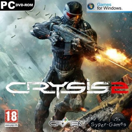 Crysis 2: Limited Edition (2011/PC/RUS/Repack)
