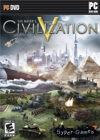 Sid Meier's Civilization V (2010/PC/RUS/Repack)