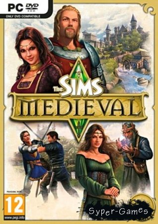The Sims Medieval (2011/PC/RUS/Rip)