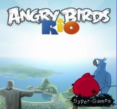 Angry Birds Rio (2011/PC/ENG/Repack)