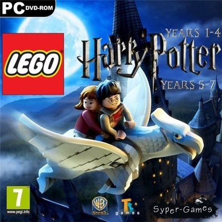 LEGO Гарри Поттер: годы 1-7 / LEGO Harry Potter: Years 1-7 - Дилогия (PC/2011/RUS/RePack by R.G. World Games)