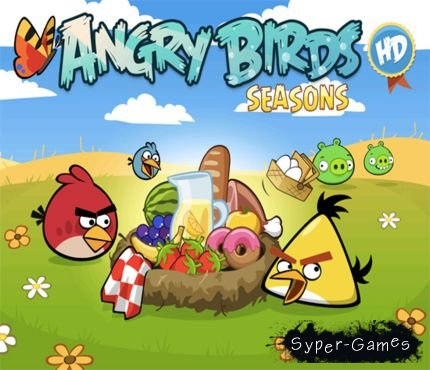 Angry Birds Seasons (2011/PC/ENG/Repack)