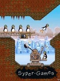 Безумная пингвинья катапульта 2 (Crazy Penguin Catapult 2)