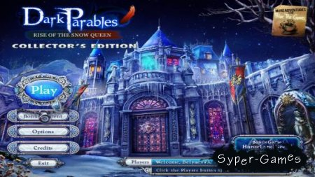 Dark Parables 3: Rise of the Snow Queen Collector's Edition (2011)