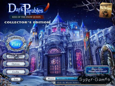 Dark Parables 3: Rise of the Snow Queen Collector's Edition. FINAL (2011/ENG)