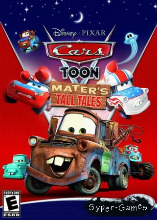Cars Toon: Mater&#039;s Tall Tales (2010/PC/RUS/Rip)