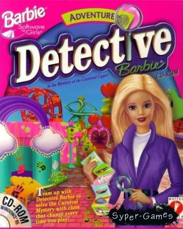 Detective Barbie In the Mystery of the Carnival Caper (1998/RUS)