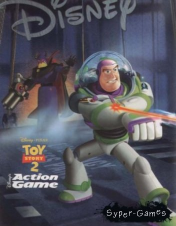 Disney/Pixar's Toy Story 2: Buzz Lightyear to the Rescue! / История Игрушек 2 (1999/ENG)