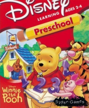 Disney's Winnie the Pooh Preschool / Дисней - Винни Пух для дошколят (1999/RUS)