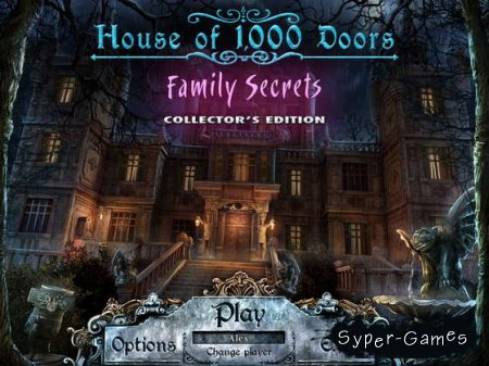 House of 1000 Doors: Family Secrets Collector's Edition  (2011/ENG)