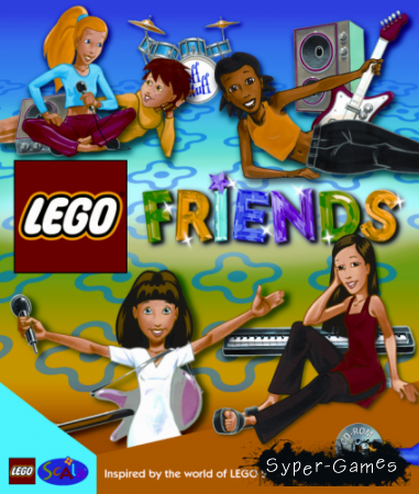 LEGO Friends (1999/ENG)